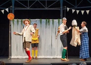 The HandleBards – Much ado about nothing